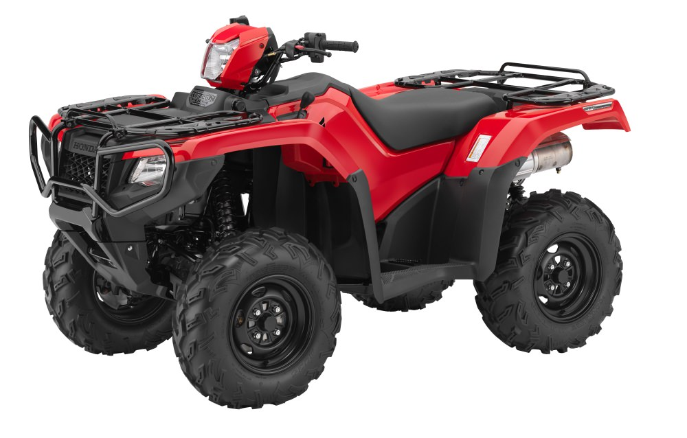 New 2001-2004 Honda TRX 500 TRX500 Rubicon ATV OE Front Bumper