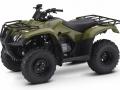 2017 Honda Recon 250 ATV Review / Specs / Price / HP & TQ - TRX250TM Green