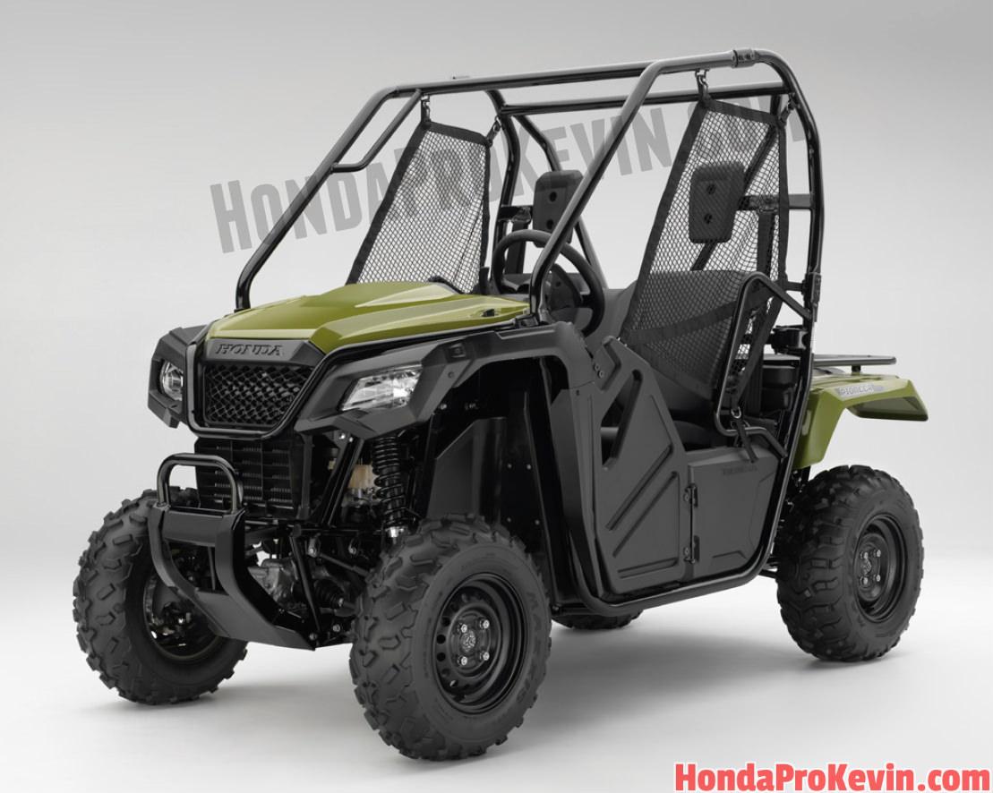 Honda pioneer 2017