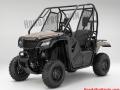 2017 Honda Pioneer 500 Camo Specs & Changes - Side by Side ATV / UTV / SxS / Utility Vehicle 4x4