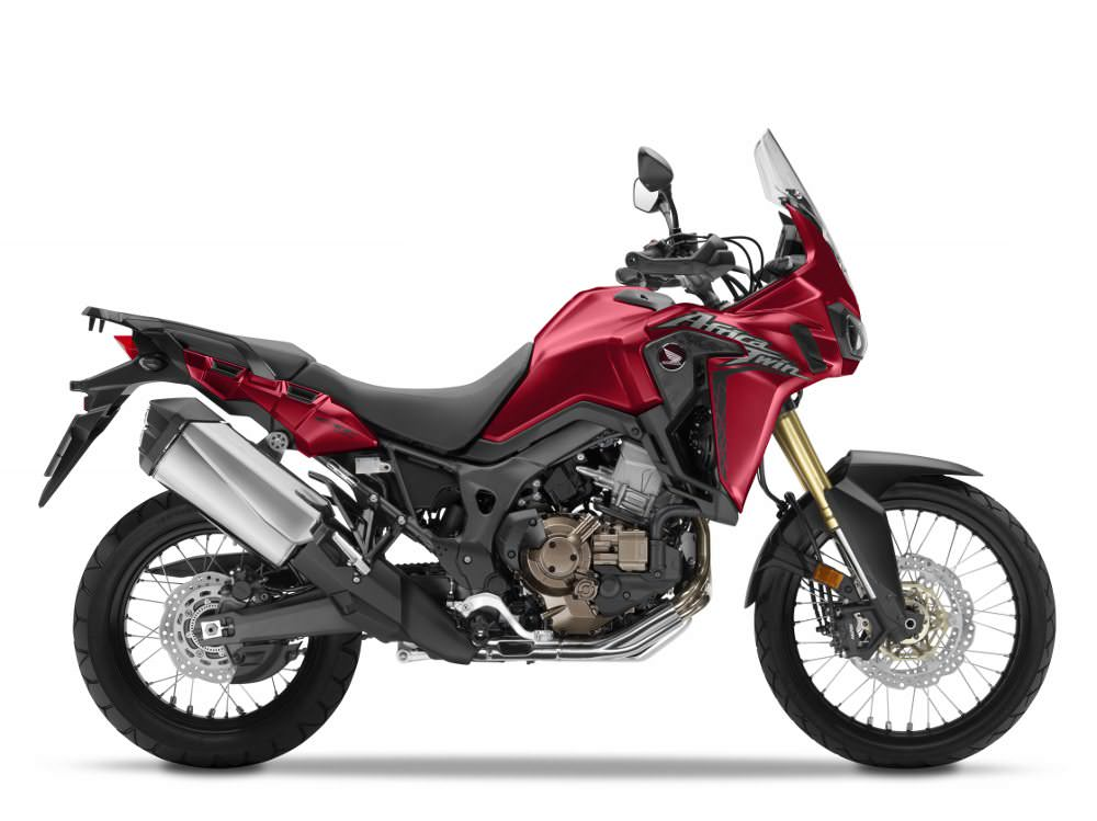 2017 Honda Africa Twin Review of Specs / Changes - Adventure Motorcycle - CRF 1000 L