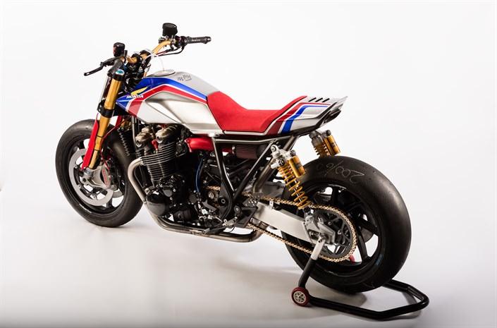 2017 Honda Cb1100 Tr Concept Motorcycle Bike Retro Vintage Cafe Racer Cb1100tr 4