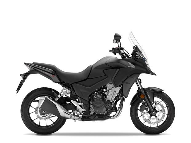 2017 Honda CB500X Review / Specs - Adventure Motorcycle / Touring Bike ...