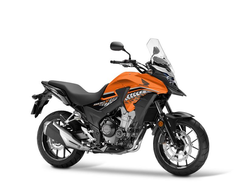 For 2016 Cb500x Evolves Further With Enhanced Crossover Style Function And Desirability To Offer A Compelling Package Of All Round Capability An
