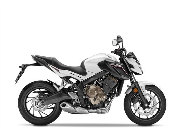 2017 Honda CB650F Review of Specs / Changes - Naked CBR Sport Bike StreetFighter - CBR650F / CBR650 / CB650