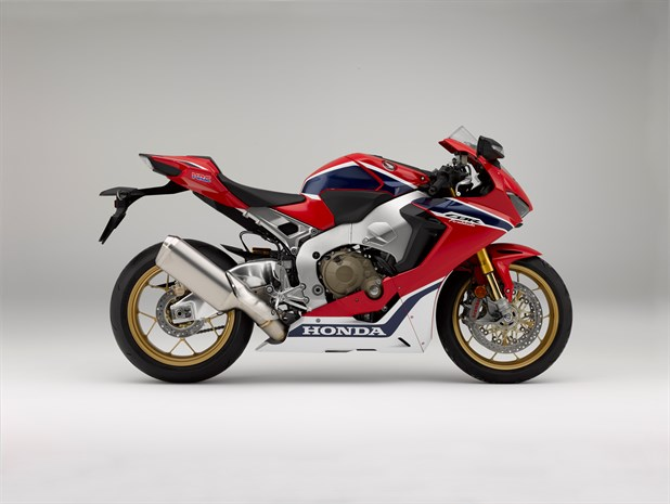 2017 Honda CBR1000RR SP Review / Specs - CBR Sport Bike / Motorcycle
