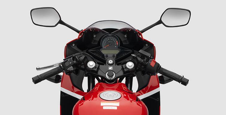 2018 Honda CBR300R Review / Specs - CBR Sport Bike Motorcycle Price, MPG, Horsepower, Torque Performance Info