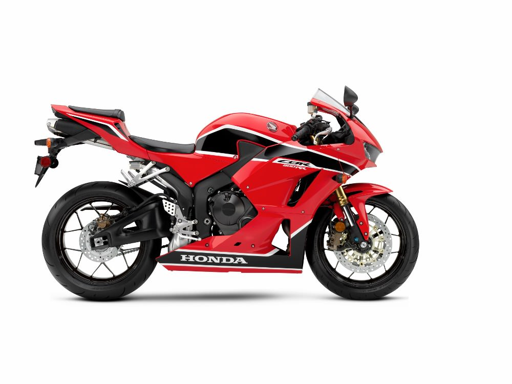 2018 Honda CBR600RR Review of Specs - CBR 600 RR SuperSport Sport Bike Motorcycle - HP & TQ Performance Rating