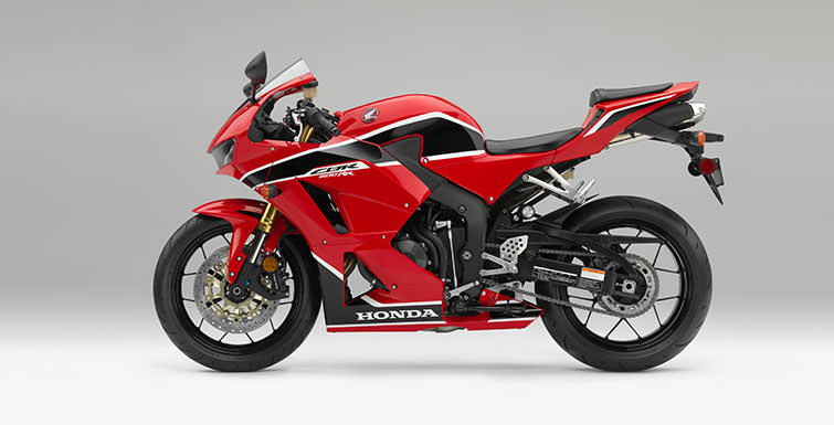 Detailed 2017 Honda CBR600RR Review of Specs - CBR 600 SuperSport Sport Bike Motorcycle - HP & TQ Performance Rating