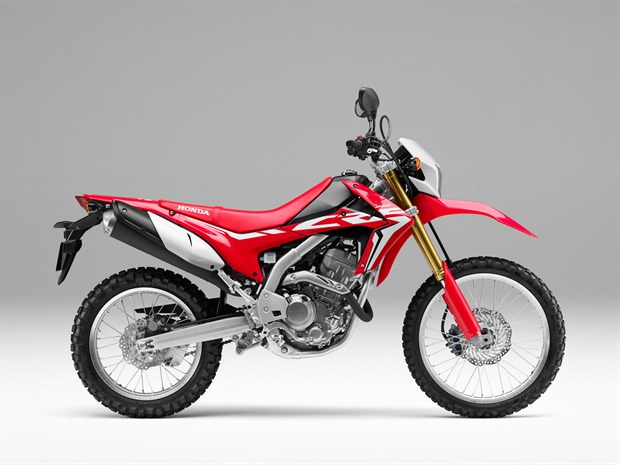 2018 Honda Crf250l Review Of Specs Rd Development Info Dual