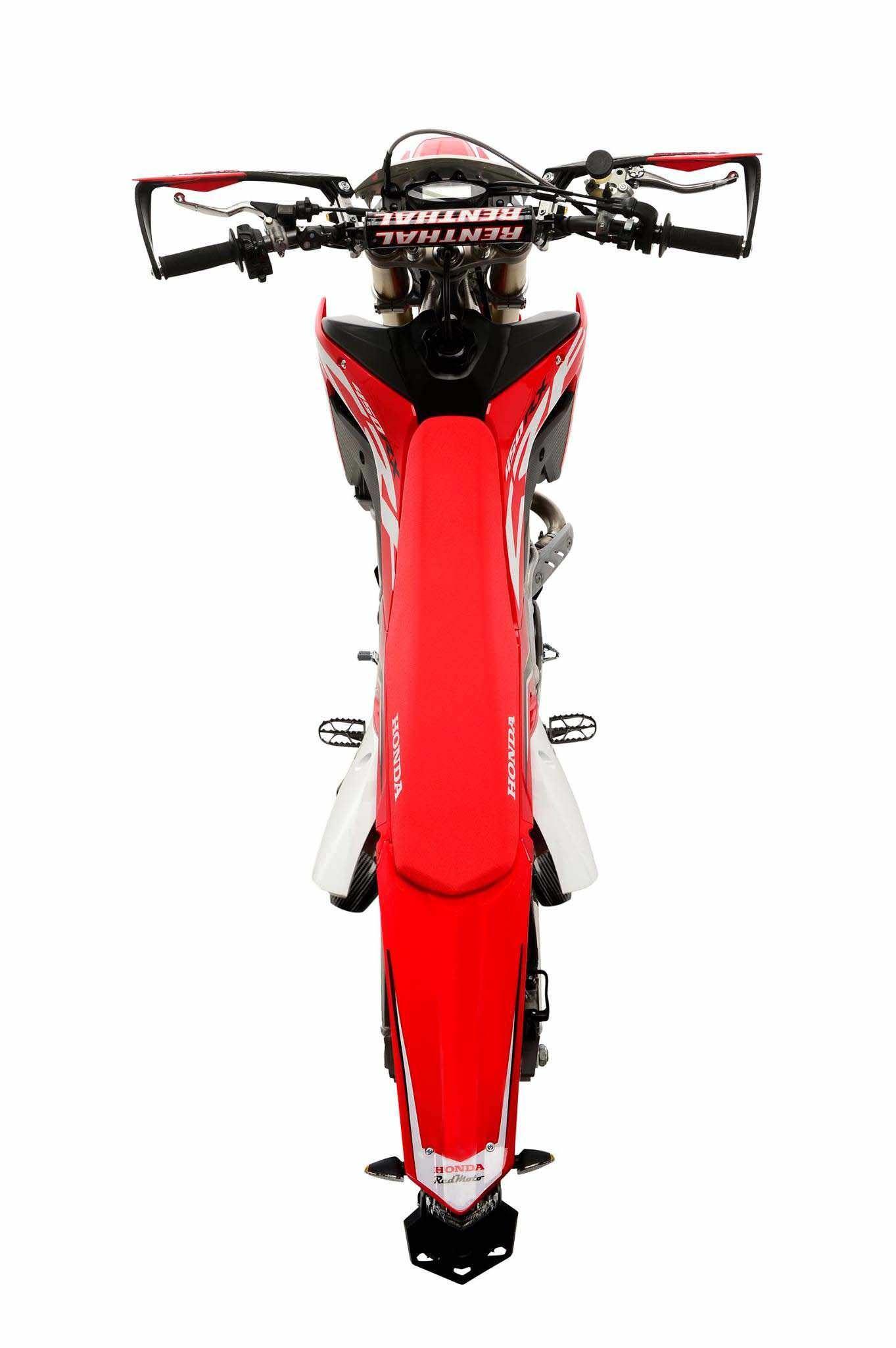 Street-Legal 2017 Honda CRF450R SuperMoto Bike that YOU ...