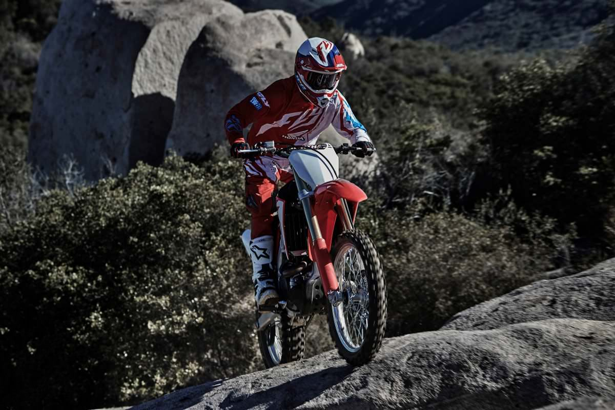 2018 Honda Crf450rx Review Specs New Changes Fastest Enduro Crf Wiring Diagram Photo Gallery