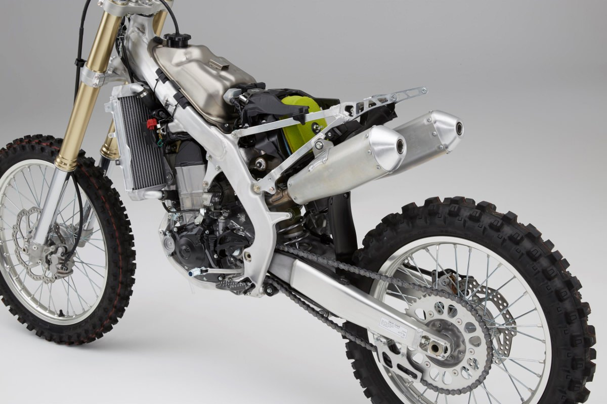 2017 Honda Crf450rx Price    Msrp Finally Released