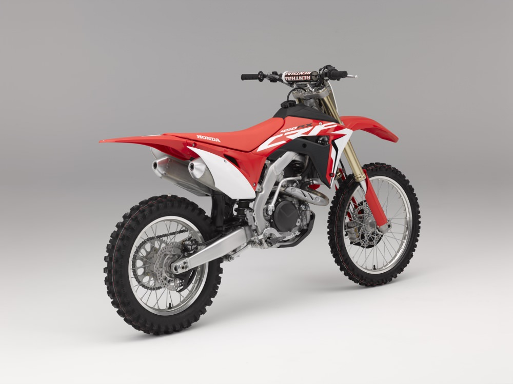 2018 Honda CRF450RX Review / Specs + NEW Changes! Fastest