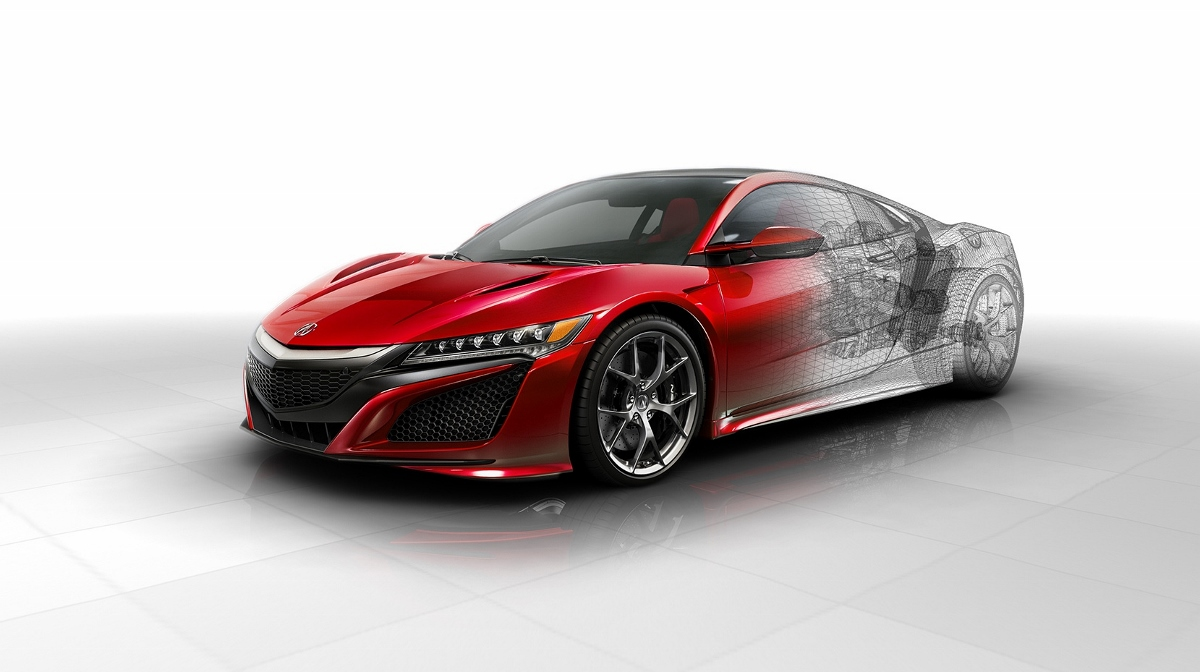 2017 honda acura nsx review of technical specs. Black Bedroom Furniture Sets. Home Design Ideas