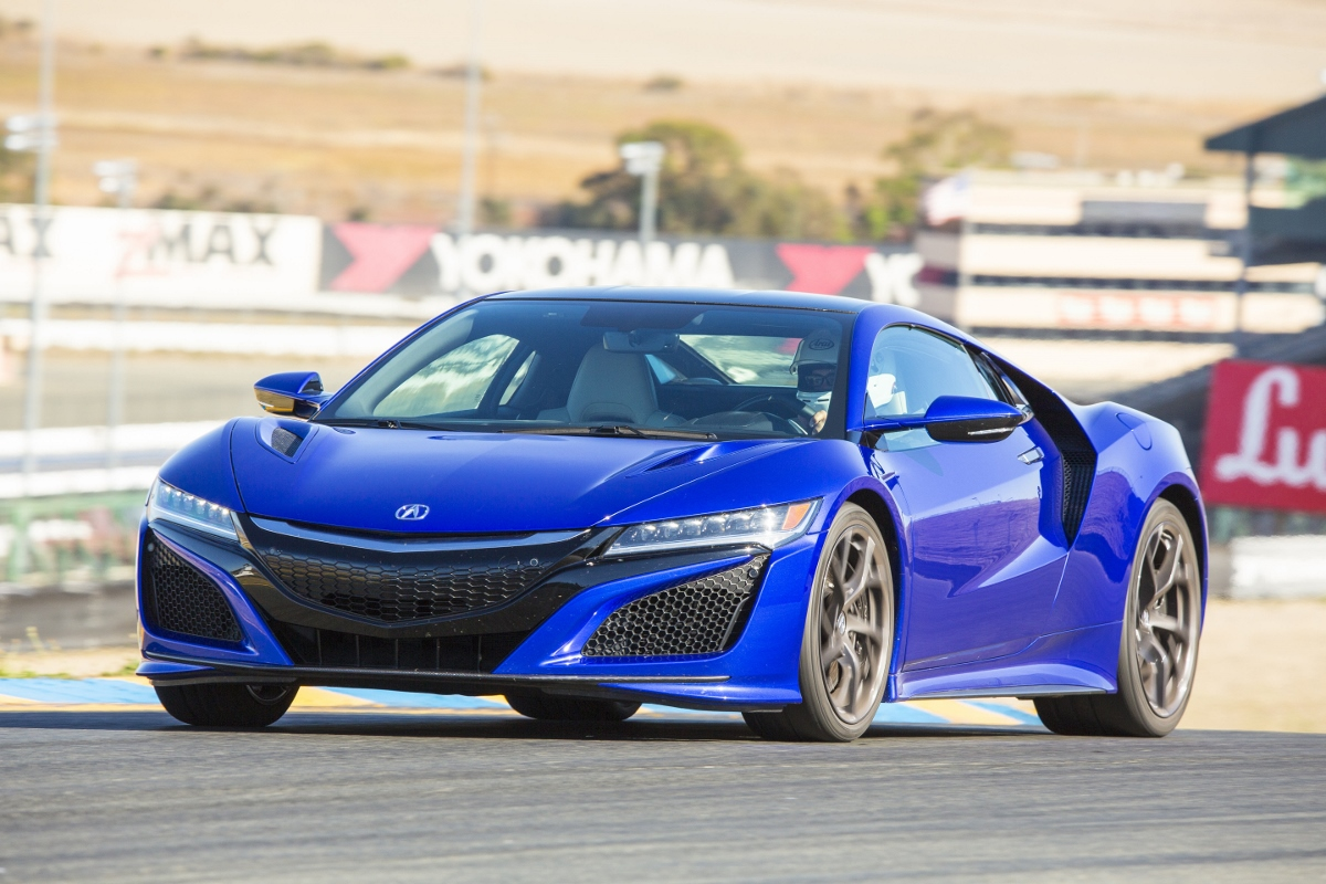 2017 Honda / Acura NSX Review of Technical Specs & Features | Honda-Pro Kevin