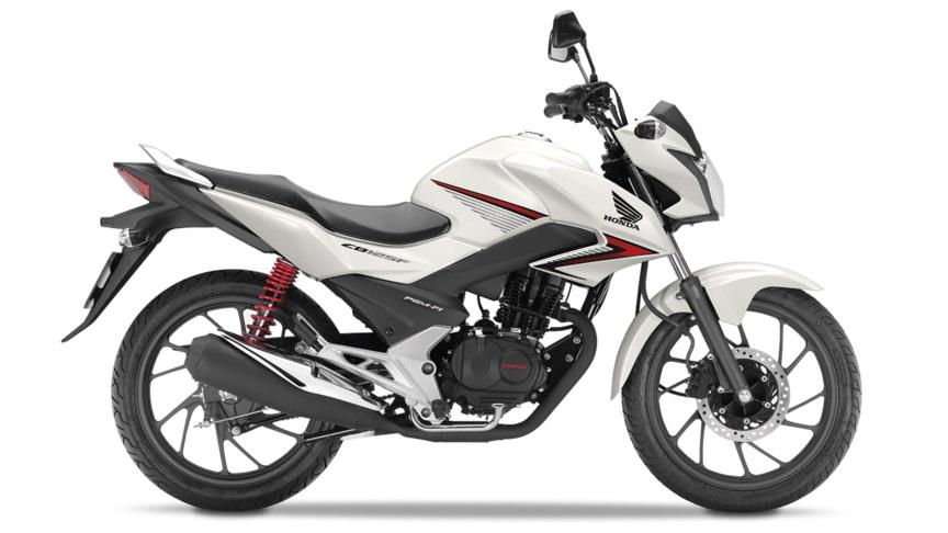2017 Honda CB125