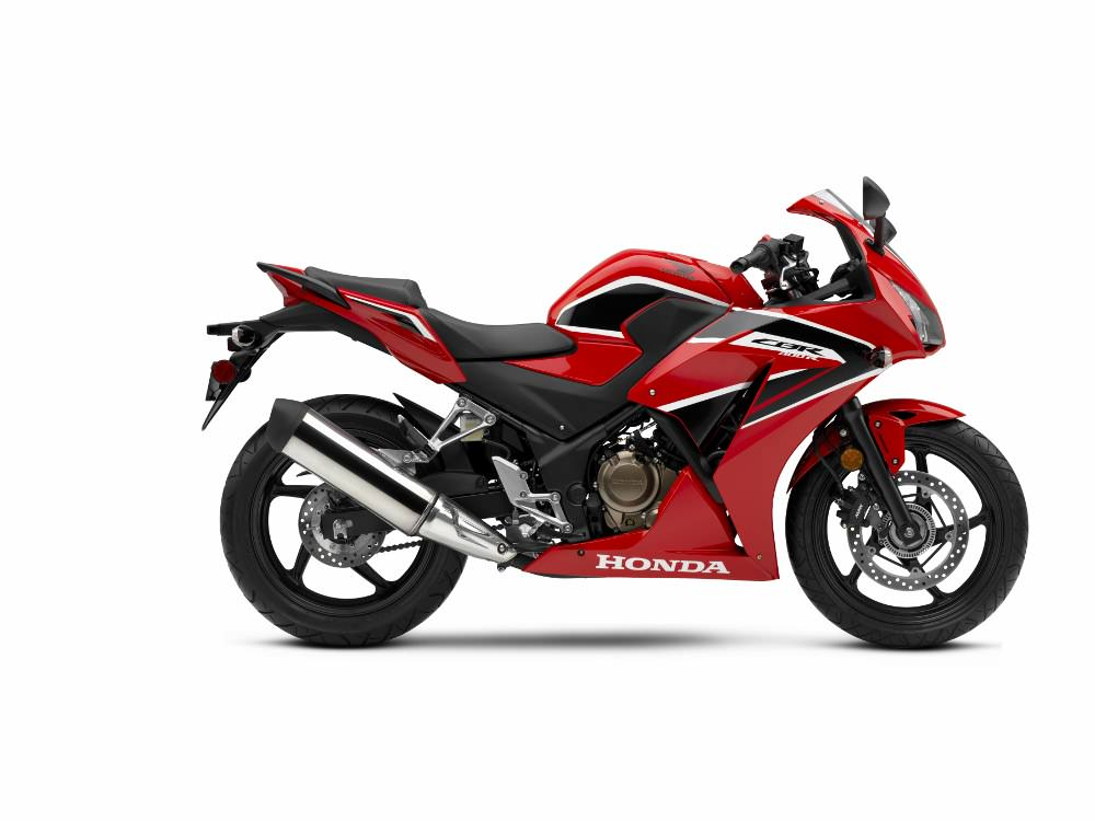 2017 Honda CBR300R ABS Review / Specs - Horsepower, Torque, MPG, Price - CBR Sport Bike Motorcycle