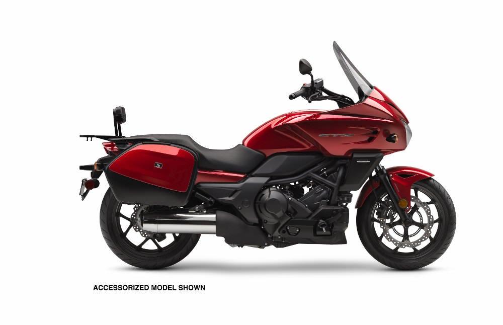 2017 Honda CTX700 DCT