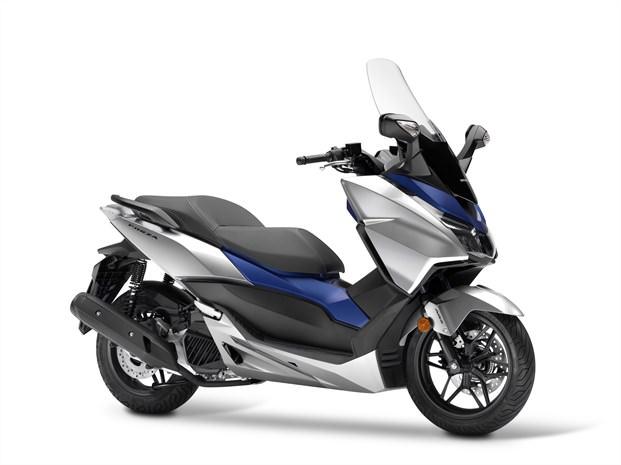 2017 Honda Forza 125