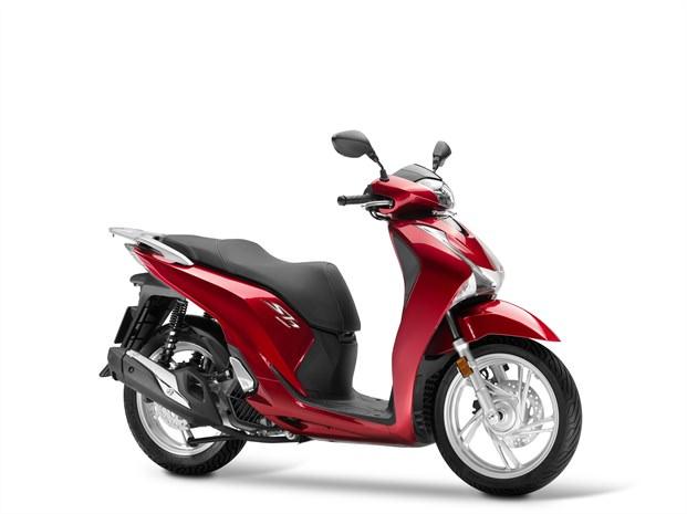 2017 Honda SH125i