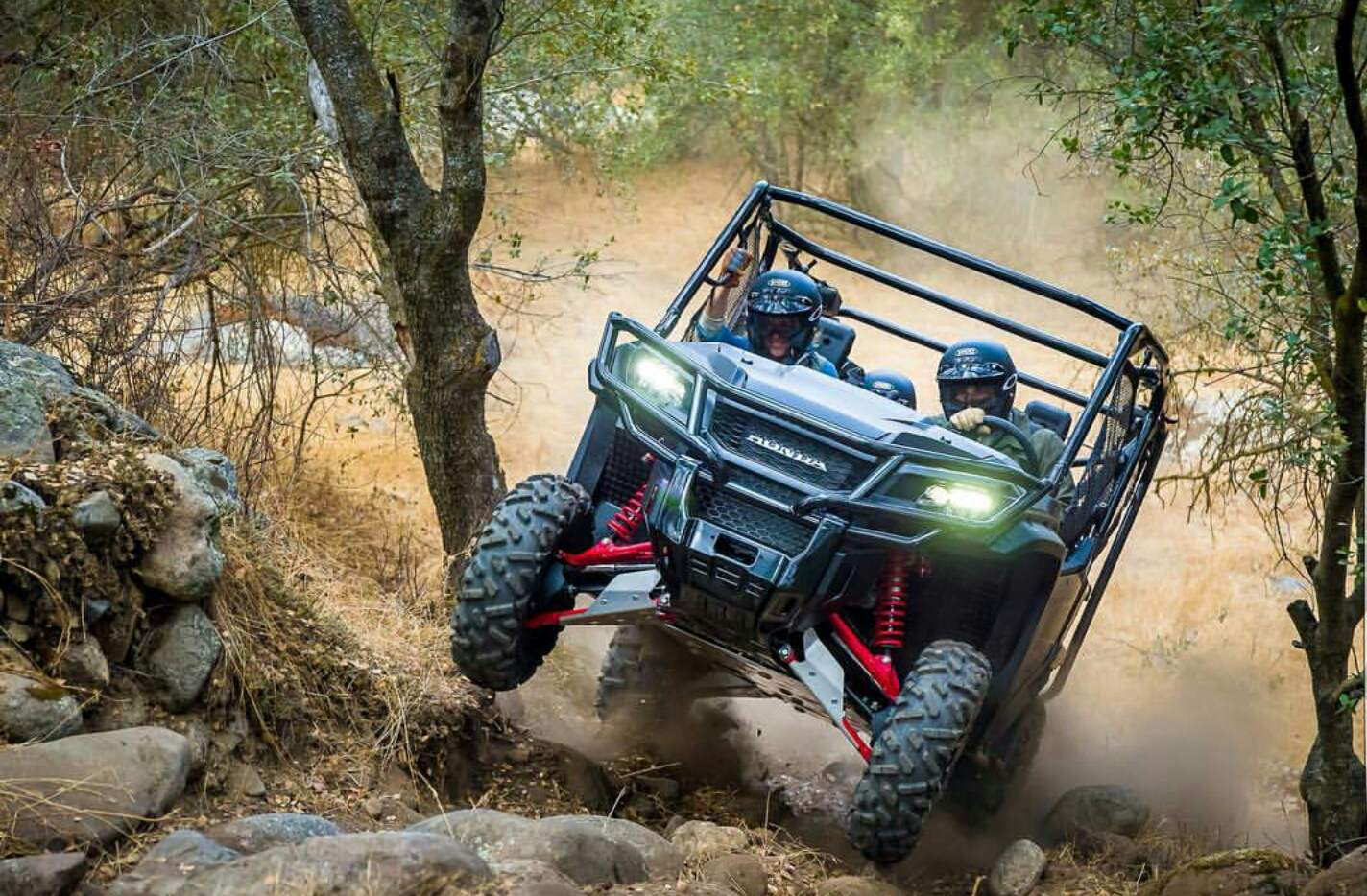All New 2017 Honda Pioneer 1000 5 Le Review Specs Changes