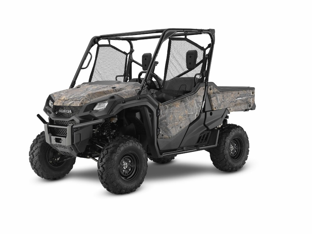 2017 honda pioneer 1000 changes released new models review. Black Bedroom Furniture Sets. Home Design Ideas