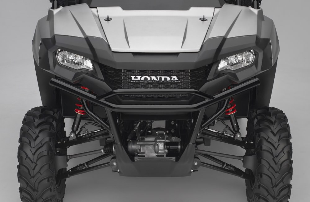 Honda Pioneer 700-4 Review / Specs - Side by Side ATV / UTV / SxS / Utility Vehicle