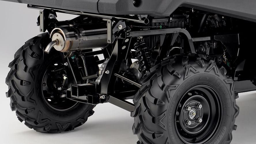2017 Honda Pioneer 700 4 Deluxe Review Specs Features