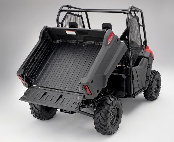 2018 Honda Pioneer 700 Dump Bed Review / Specs - Side by Side ATV / UTV / SxS / Utility Vehicle