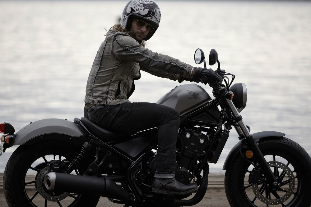 Detailed 2017 Honda REBEL 300 Review / Specs + NEW Changes (ABS optional)