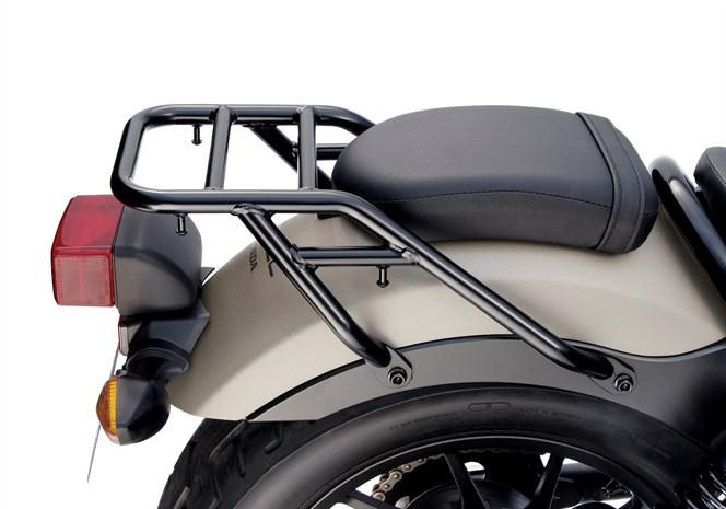 2017 Honda Rebel 300 & 500 Accessories Review - Motorcycle / Bike ...