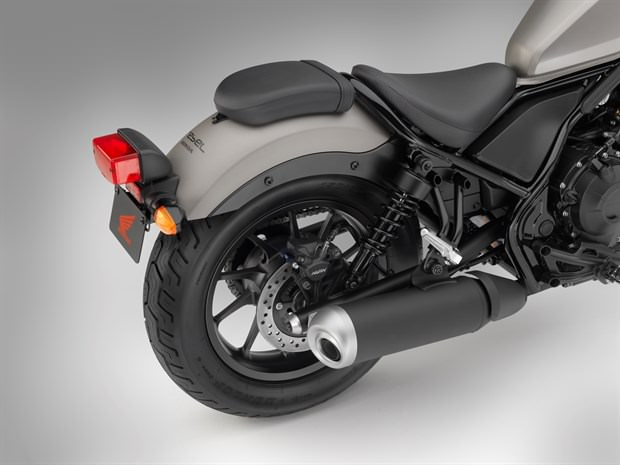 Detailed 2017 Honda Rebel 500 Review Of Specs Changes