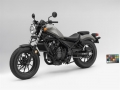 2017 Honda Rebel 300 & 500 Accessories Review - Motorcycle / Bike Seats, Windshield, Saddle Bags
