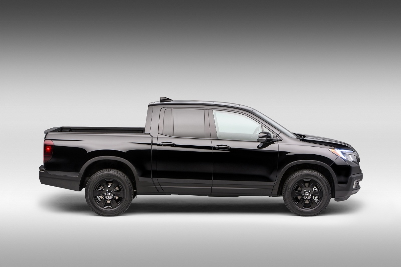 2017 Honda Ridgeline Black Edition Truck Review Specs Pictures Videos