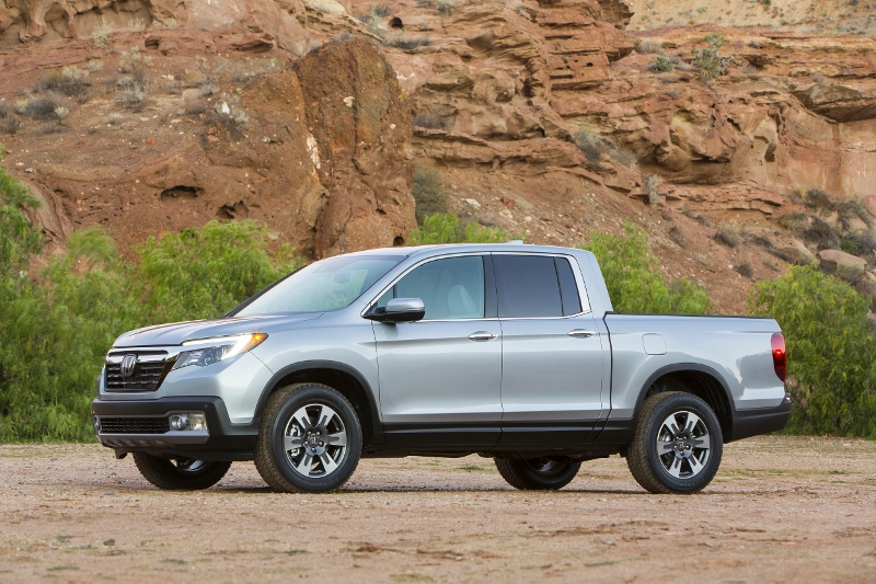 2017 honda ridgeline truck review of specs pictures videos