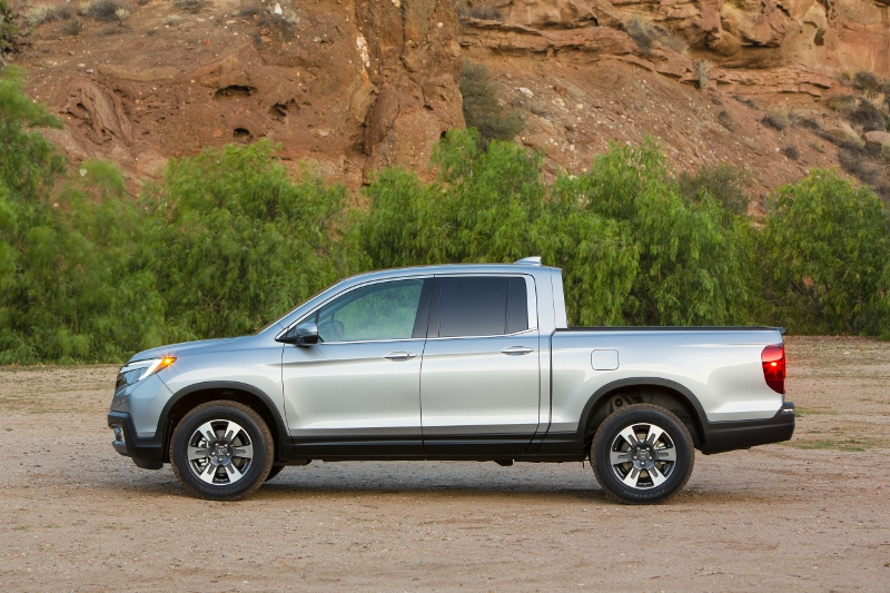 The New Ridgeline Is Based On Honda S Global Light Truck Platform With Its Rigid Yet Lightweight Unibody Construction Next Generation Ace Body Structure
