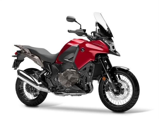 2017 Honda VFR1200X CrossTourer Review / Specs - Adventure Motorcycle ...