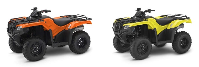 2018 Honda Rancher 420 ATV Review / Specs - TRX420 FourTrax Price, Horsepower & Torque, Towing Capacity