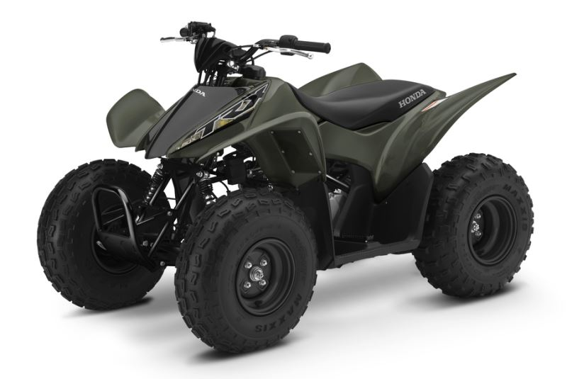2017 Honda Rancher 420 ATV Comparison / Differences Explained