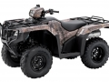 2018 Honda Foreman ES / EPS ATV Review of Specs - TRX500FE2J Phantom Camo