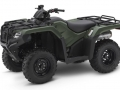 2018 Honda Rancher 420 4x4 ATV Review of Specs - TRX420FM1J Olive Green
