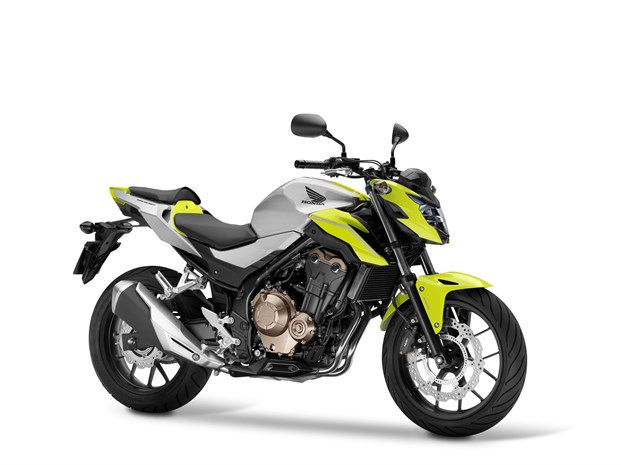 2018 Honda CB500F Naked CBR Sport Bike / Motorcycle / StreetFighter Review of Specs: Buyer's Guide