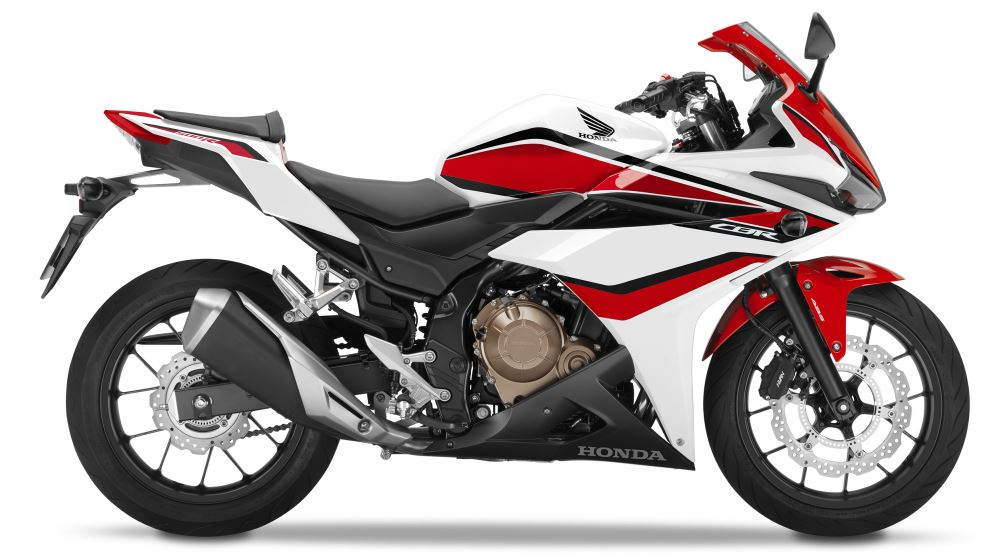 2018 honda cbr500r review detailed specs r d. Black Bedroom Furniture Sets. Home Design Ideas