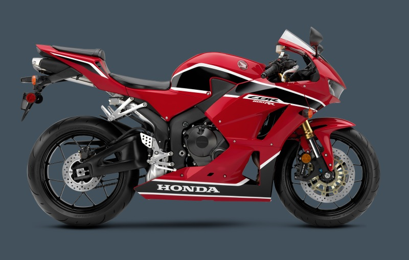 2018 Honda CBR 600RR Review / Specs | CBR600 Sport Bike / Motorcycle Ride
