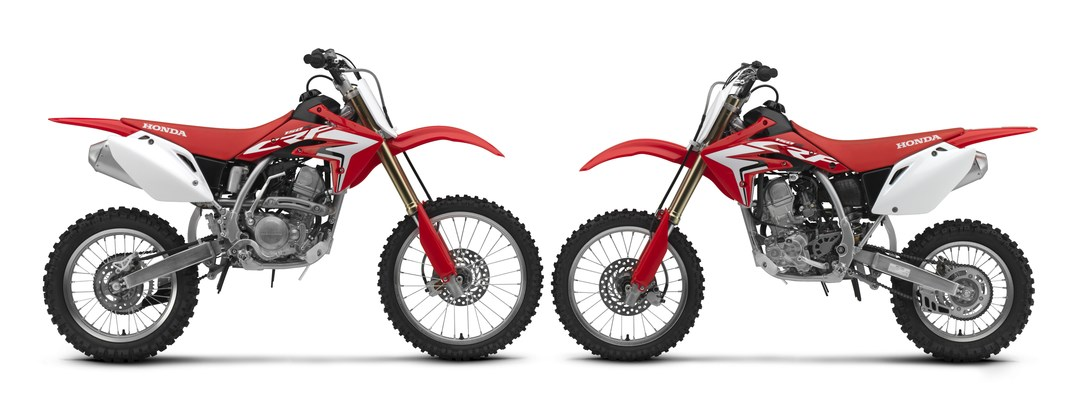 2018 Honda CRF150R Review / Specs - CRF 150 Motocross Dirt / Race Bike - Expert / Big Wheel CRF150RB
