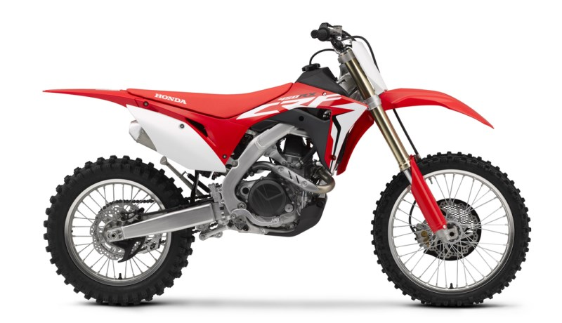 2018 Honda CRF450RX Review / Specs - Changes, Price, HP - CRF 450 Enduro Dirt / Race Bike