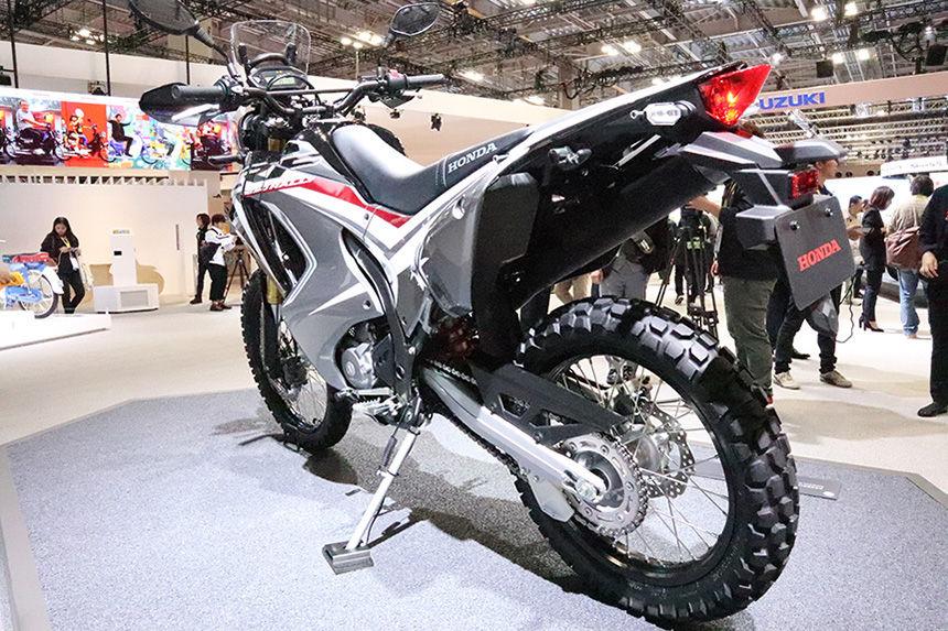 New 2018 Honda Crf250 Rally Sneak Peek Eicma Motorcycle News