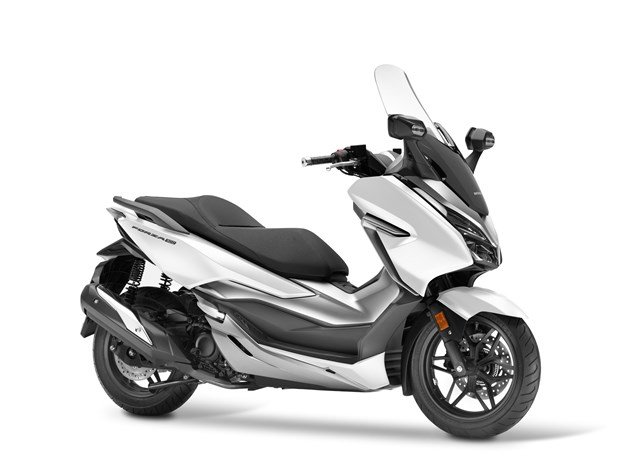 2018 Honda Forza 300 Review of Specs + NEW Changes! | 300cc Scooter
