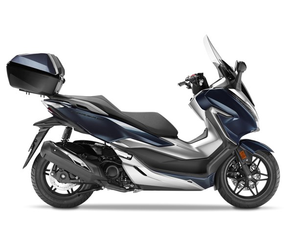 2018 honda forza 300 review of specs new changes. Black Bedroom Furniture Sets. Home Design Ideas